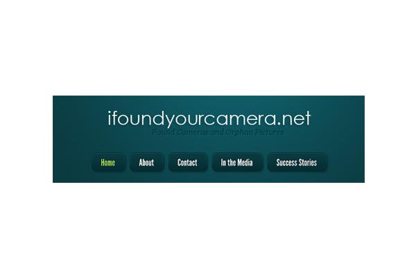 ifoundyourcamera.net Startseite
