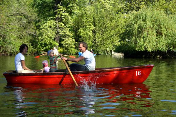 """Wettbewerb """"Spaß im Freien"""" - Mai 2007"""