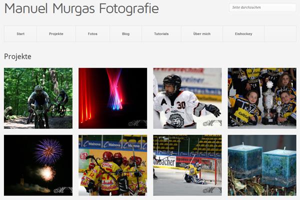 Manuel Murgas Fotografie - Projekte