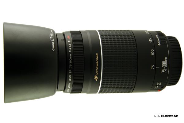 Canon EF 75-300mm III USM
