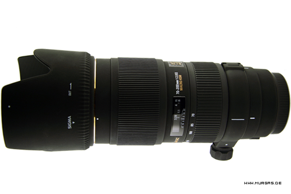 Sigma EX 70-200mm II Macro HSM