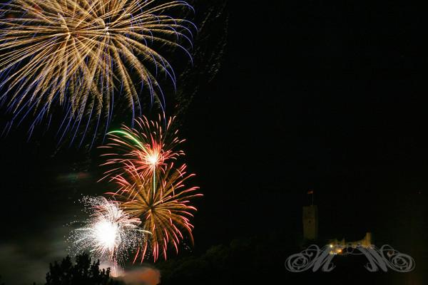 Burgfest Königstein 2013