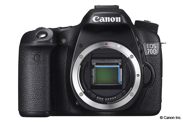 Canon EOS 70D Produktfoto - © Canon Inc.
