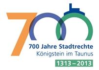 700 Jahre Stadtrechte Stadt Königstein im Taunus