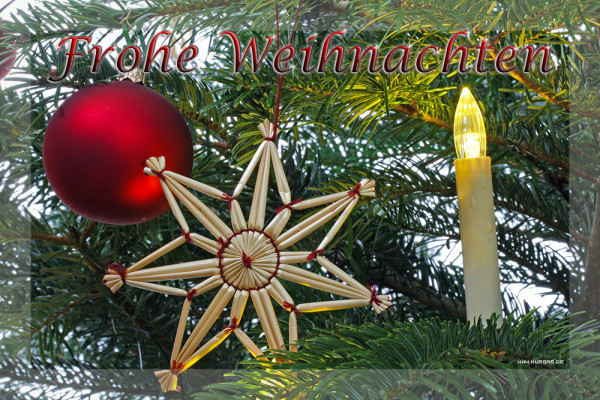 Murgas.de wünscht Ihnen frohe Weihnachten
