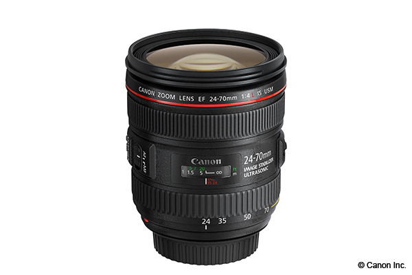 Canon EF 24-70mm f4L IS USM Produktfoto - © Canon Inc.