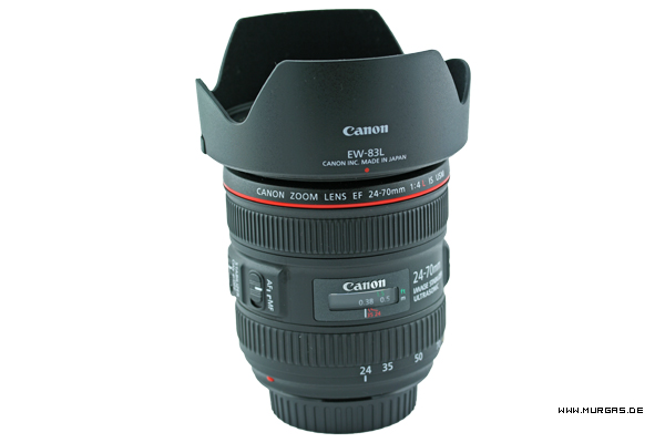 Canon EF 24-70mm L IS USM