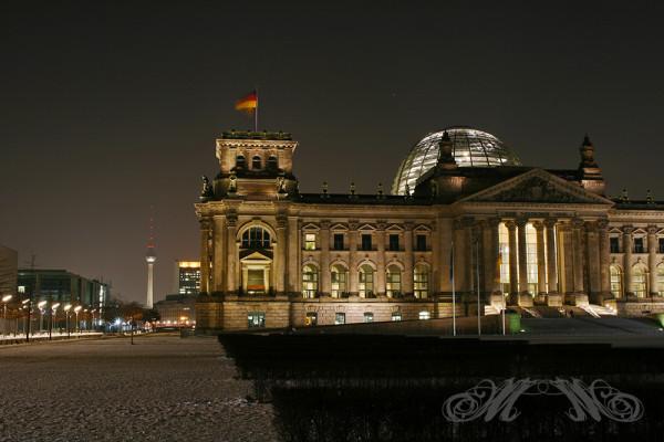 Reichstag in Berlin (2014)