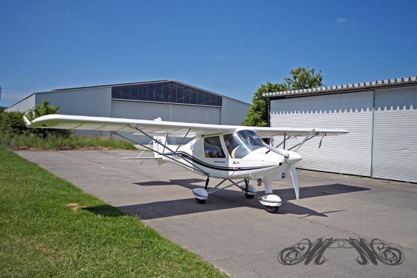 Ultraleichtflugzeug D-MKSY