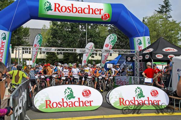 Wiesbaden Mountainbike Marathon 2014 - Kurz vor dem Start