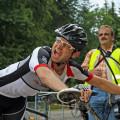 Wiesbaden Mountainbike Marathon 2014 - Fahrer im Ziel