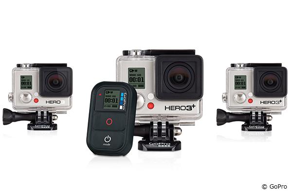 GoPro Hero3+ Serie Produktfoto - © GoPro